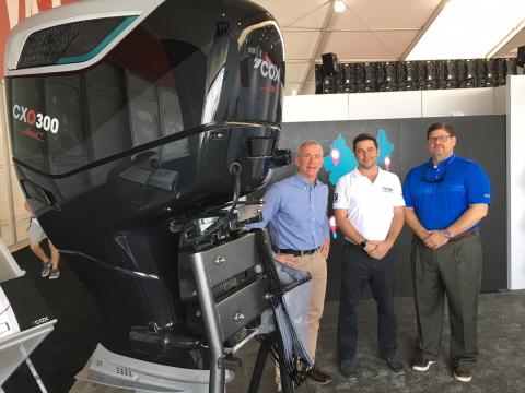 Cox Powertrain: Ring Power Announced as Cox Powertrain's Florida Distributor