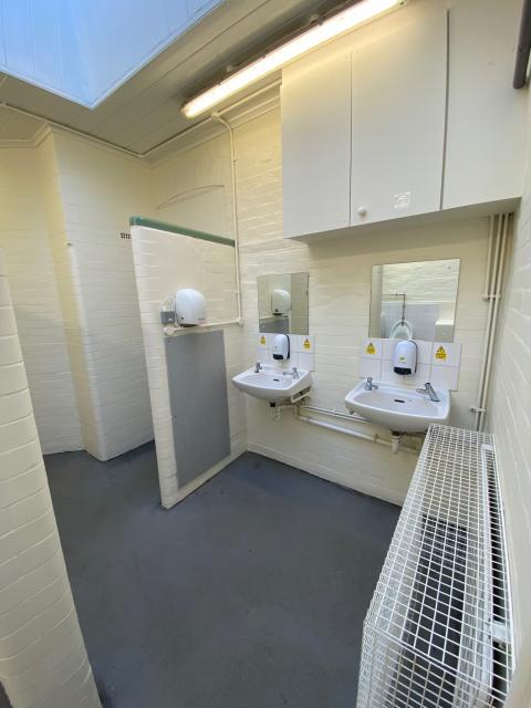 Barnham toilets after