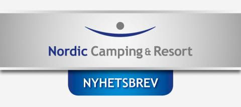 Nordic Camping & Resort Nyhetsbrev Maj månad