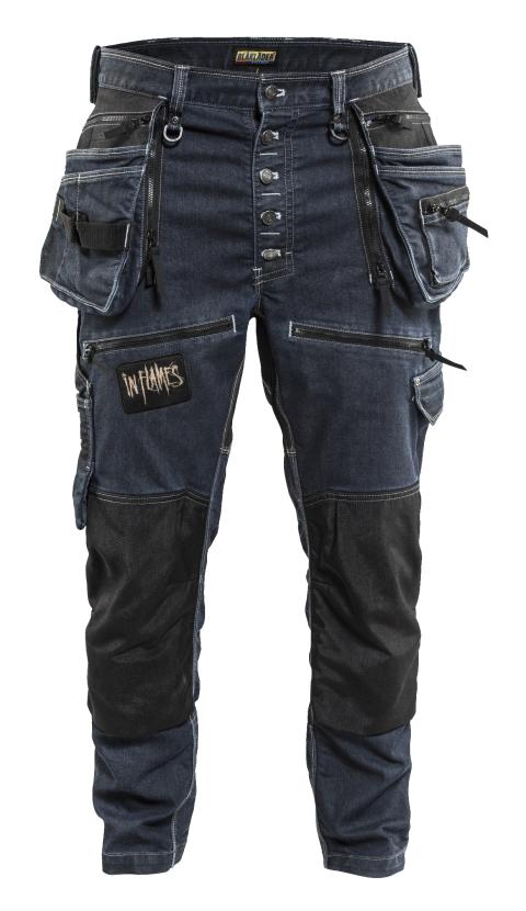 IN FLAMES LIMITED EDITION TROUSERS