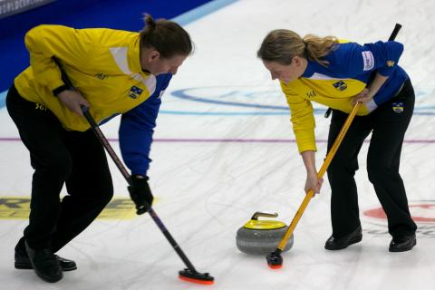Curling: Landslagstrupp uttagen för ny OS-gren