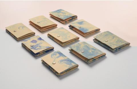 Plånbok Snäll – design Klara Hedengren och Ida Björses