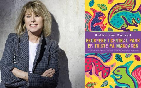 Katherine Pancol til Oslo Bokfestival