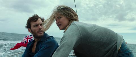 Dramaet Adrift (12/6) fortæller den vilde historie om et pars dramatiske sejltur