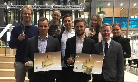 Avaus Marketing Innovations ja Wärtsilä Energy Solutions saavuttivat menestystä Effie Awards Finland -kisassa