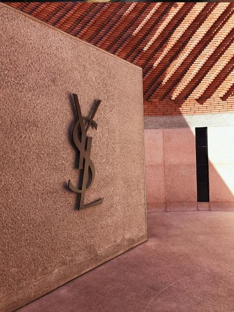 YSL Museum Marrakech_Source NOSADE