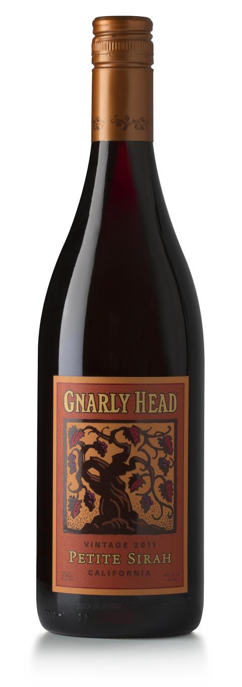 Den 1 mars är det världspremiär för Gnarly Head Petite Sirah- lanseras exklusivt i Sverige!