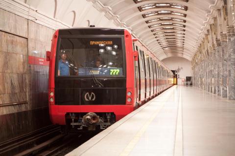 St. Petersburg Metro seek expert solutions at 7th International Railway Summit
