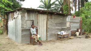 Lifeblood - inget barn ska behöva dö av diabetes, Kandolos bostad