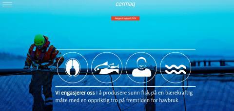 Cermaq best i rapportering av bærekraft