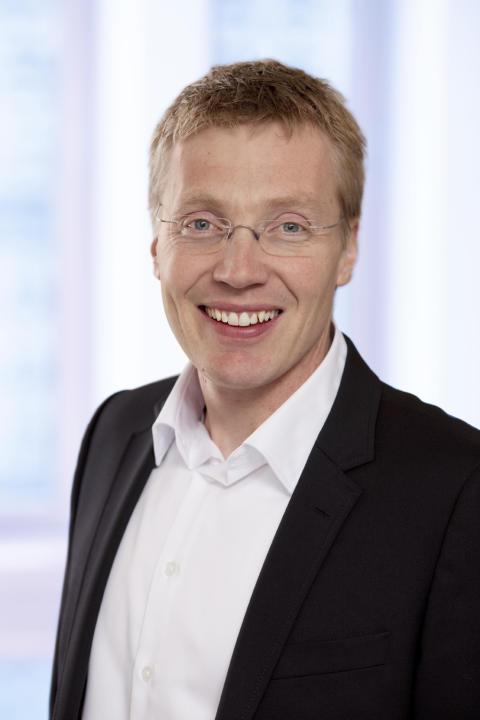 Mattias Nygårds ny vd för AB Nordiska Kompaniet.