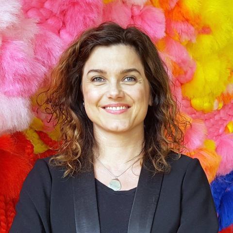 Medea Ekner, chef för publika enheten på Bohusläns museum.
