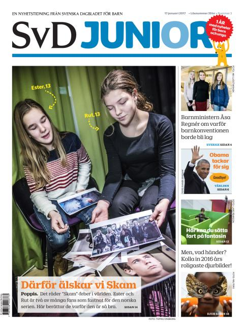 SvD Junior nr 3 2017
