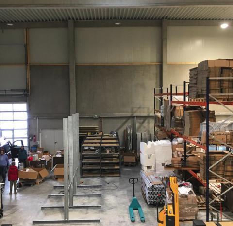 TOPCAT investerar och flyttar in i nya lokaler