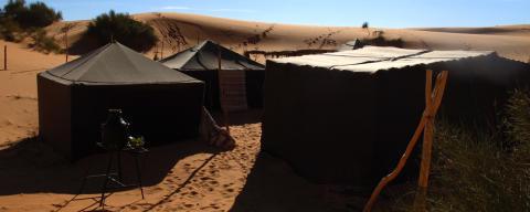 The Desert Camp