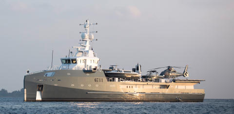 Hi-res image - Inmarsat - The 2019 Inmarsat Superyacht Connectivity Report provides a unique insight into the future requirements for global, mobile satellite communications on superyachts