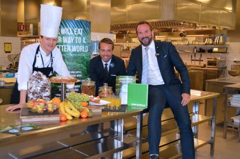 Clarion Hotel Arlanda Airport - Första hotellet att bli 100 % palmoljefritt