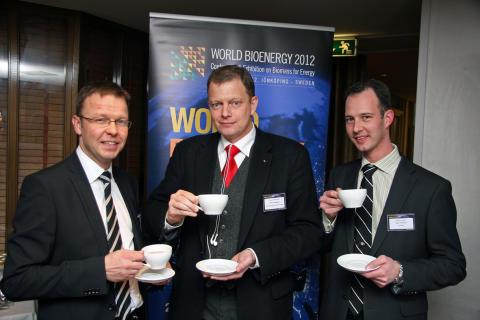 Gustav Tomas och Jakob, WB12 Tea-view