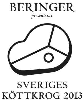 Sveriges Köttkrog 2013 Logo