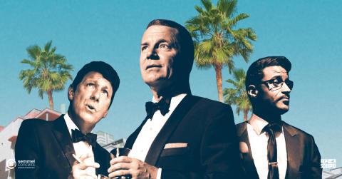 Den spektakulære tribute-konserten, Sinatra & Friends, til Oslo Konserthus 25. mars 2020