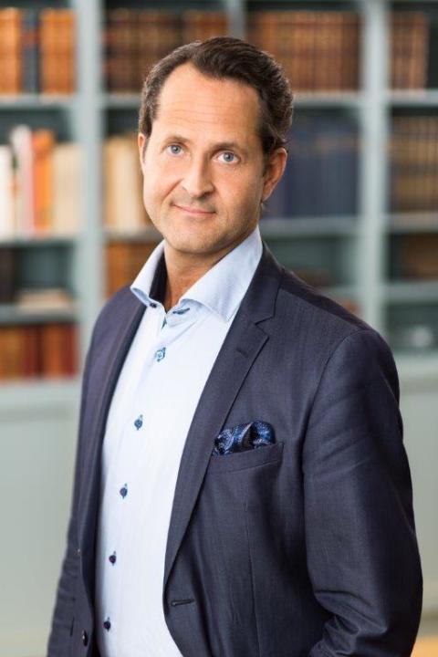 Andreas Åström ny näringspolitisk chef på Almega