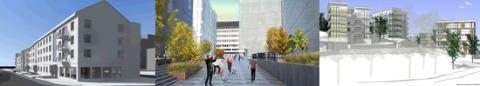 72 häftiga byggen som pågår i Göteborg just nu