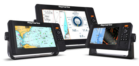 High res image - Raymarine - Element S Group