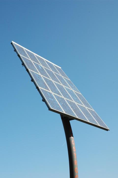 Informationskväll om solenergi