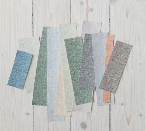 Eco Crayon Samples