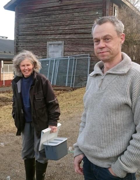 Nätkopplade batterier ger nya möjligheter för solel i lantbruket
