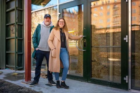 Boulebar öppnar nytt i Rålambshovsparken