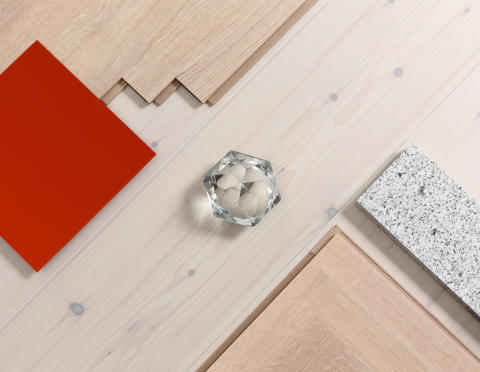 Bjelin introduces durable spruce flooring for tough environments at Stockholm Furniture & Light Fair 2020