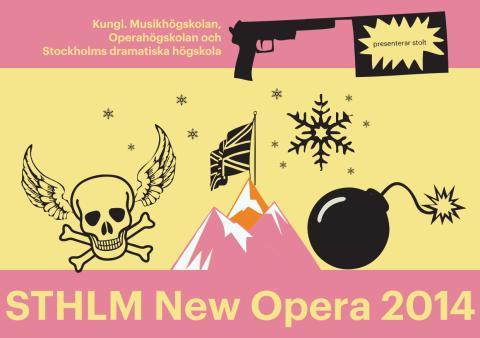 STHLM New Opera 2014 – programbok