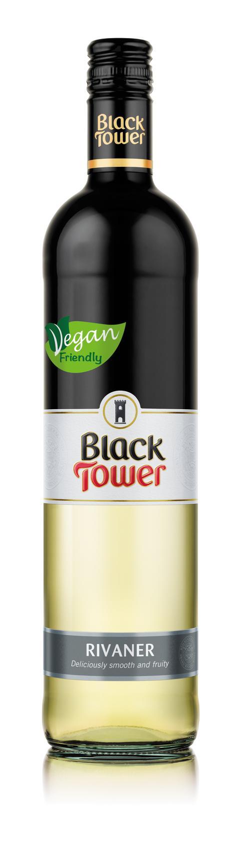 Black Tower Rivaner vegan