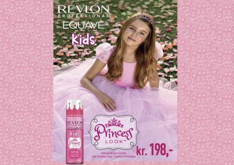 Revlon Princess Forbrukerkampanje