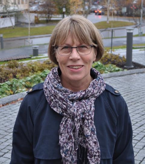 Kerstin Petersson, Institutionen för klinisk vetenskap, Umeå universitet