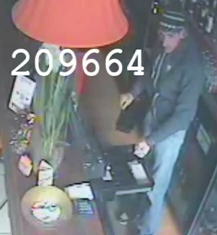 Burglary at Hounslow bar
