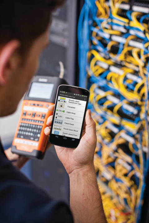 Sähköammattilainen: helpota työtäsi käyttämällä teollisuuden tarratulostinta säännönmukaisiin sähkömerkintöihin