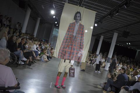 EXIT19 – festligt möte mellan textil, teknik och ekonomi