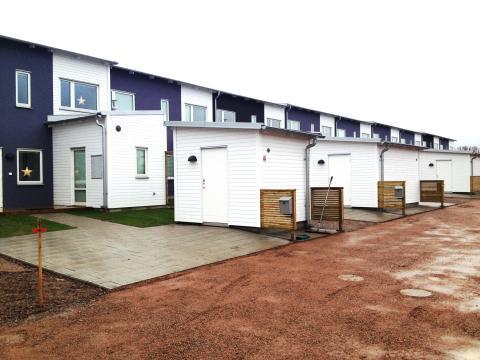 Ny stadsdel växer fram i Lund
