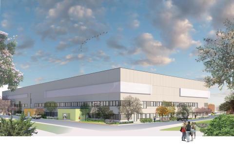 Uppstart av miljardprojekt vid Skaraborgs sjukhus i Skövde