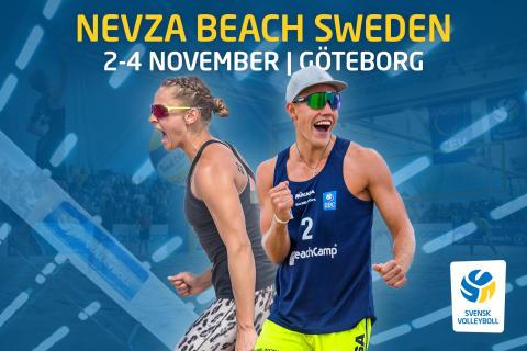 Nordeuropeiska mästerskapen till Göteborg