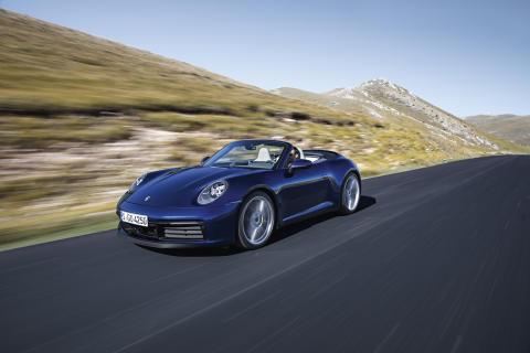 Porsche möter våren i Genève med tre nyheter