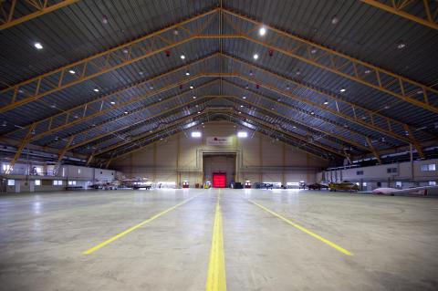 Kiruna Airport - Arctic Arena