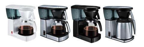 Upptäck nya Melitta® Excellent – kaffe med retrokänsla