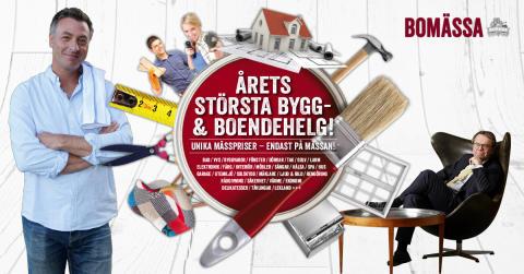 Dags för årets största bygg- och boendehelg i Västerås!