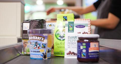 Ungas intresse för Fairtrade rekordstort