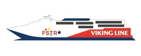 Viking Line satsar på Tallinnrutten – tredubblar avgångarna i juli