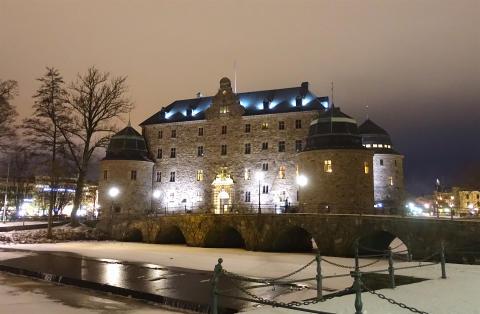 Vilka ska representera Sverige på 'Kokböckernas Oscarsgala'? Kandidaterna presenteras på pressträff hos landshövdingen på Örebro slott