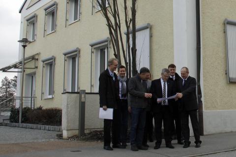 Bayernwerk-Netzcenter Schwandorf zieht um: neues Gebäude in Ettmannsdorfer Straße in Planung